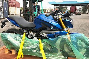 'Đập thùng' môtô BMW G310 giá dưới 200 triệu tại Việt Nam