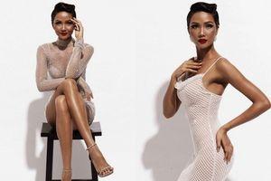 Hoa hậu H'Hen Niê bất ngờ 'lột xác' thành nữ hoàng gợi cảm