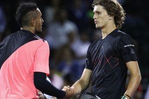 Vòng 4 Miami Open: 'Trai hư' gục ngã, Isner gây sốc trước Cilic