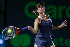 Collins đánh bại thần tượng Venus ở Miami Open