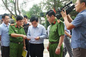 Di dời dân khỏi chung cư 18 tầng thiếu hệ thống phòng cháy ở Nghệ An