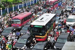 Hạn chế hoạt động của xe chở vật liệu xây dựng tại nhiều tuyến đường?