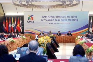 Hội nghị Quan chức cao cấp Hợp tác Tiểu vùng Mê Công mở rộng