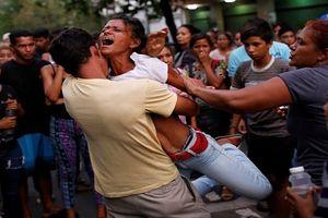 Bạo loạn nghiêm trọng tại đồn cảnh sát Venezuela, 68 người chết