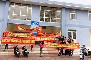 Nghệ An: Cảnh sát đề nghị sơ tán dân khỏi chung cư chưa có hệ thống PCCC
