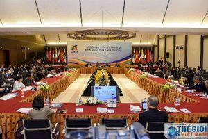 Khai mạc cuộc họp quan chức cao cấp GMS 6 tại Hà Nội