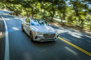 Genesis G70 2019: Đối đầu trực tiếp với BMW 3-Series