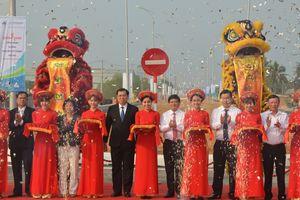 Khánh thành tuyến đường quan trọng thuộc dự án phát triển bền vững TP.Đà Nẵng
