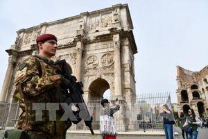 Thắt chặt an ninh tại Italy trong dịp Lễ Phục sinh