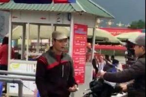 Vĩnh Phúc: Đuổi 4 nhân viên trong vụ du khách trả phí 'phi chính thống' ở Tây Thiên