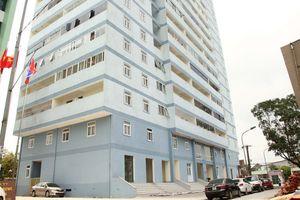 Di dời 79 hộ dân khỏi tòa nhà chưa xong hệ thống PCCC