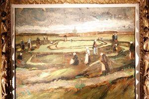 Bức tranh của Van Gogh sẽ bán đấu giá trên 5 triệu euro