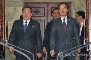 Hàn Quốc-Triều Tiên bắt đầu đàm phán cấp cao chuẩn bị cho cuộc gặp thượng đỉnh