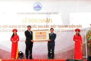 Tôn tạo di tích lịch sử quốc gia đặc biệt Thành Điện Hải