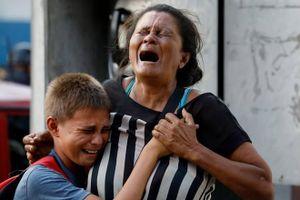 Cháy trại giam ở Venezuela, hàng chục người chết