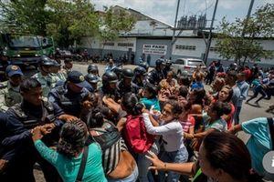 Venezuela: Bạo loạn phòng giam 70 người thiệt mạng