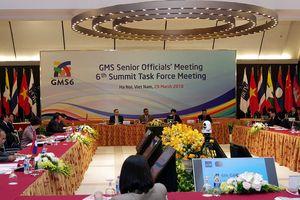 Các quan chức cấp cao họp chuẩn bị cho Hội nghị Thượng đỉnh GMS