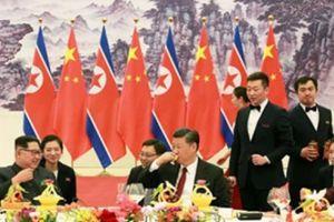 Chai rượu 68 triệu đồng ông Tập thết đãi ông Kim Jong-un