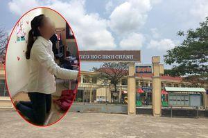 Cô giáo quỳ gối xin lỗi phụ huynh: Khai trừ Đảng ông Võ Hòa Thuận