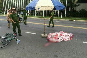 Đi tập thể dục, một Việt kiều Mỹ bị xe máy tông chết
