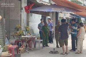 Vụ thảm án 5 người trong gia đình ở Sài Gòn: Cảnh sát kiểm tra hiện trường