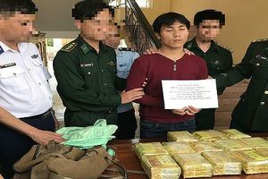 Bộ trưởng Ngô Xuân Lịch khen ngợi Bộ đội Biên phòng đánh án ma túy