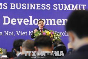 Hội nghị GMS6-CLV10: Phát triển cơ sở hạ tầng, vai trò then chốt để tăng trưởng