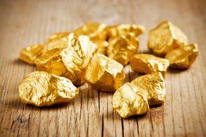 Giá vàng tăng 3 quý liên tục