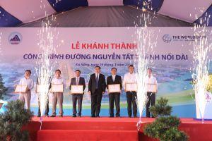 Khánh thành tuyến đường mới, thúc đẩy phát triển Tây Bắc Đà Nẵng