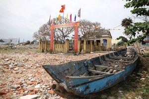 Chủ tịch TP Đà Nẵng yêu cầu giữ nguyên hiện trạng các di tích ở Nam Ô