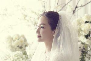 Ảnh cưới lung linh của nữ diễn viên 'Chuyện tình mùa đông'