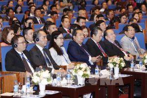 Diễn đàn Thượng đỉnh kinh doanh GMS: Kết nối để phát triển