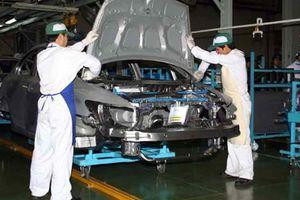 Chính sách ô tô 'nóng' hội nghị thúc đẩy tăng trưởng của Chính phủ