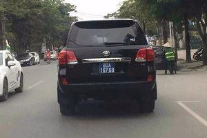 2 xe tặng cho Nghệ An mang đấu giá không ai mua