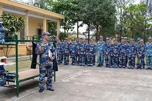 Những ngày đầu trở thành Bộ đội Hải quân