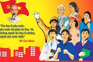 Nhiều hoạt động thiết thực nhân kỷ niệm 70 năm Ngày Chủ tịch Hồ Chí Minh ra Lời kêu gọi thi đua ái quốc