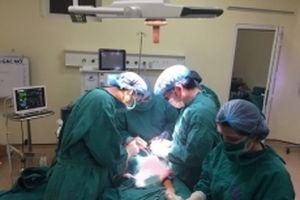 Kỹ thuật mới bảo tồn cánh tay cho bệnh nhân bị ung thư xương