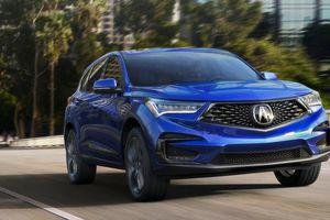 Acura RDX 2019: SUV hạng sang ngập tràn công nghệ