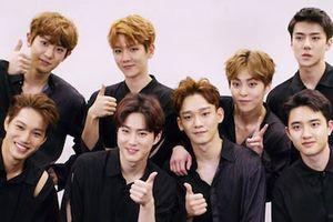 EXO là nhóm nhạc Hàn được người dân Triều Tiên yêu thích nhất
