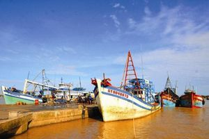 Đề xuất nâng cảng Sóc Trăng thành cảng biển cửa ngõ quốc tế