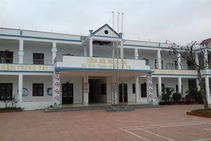 Xã Hà Bình cán đích nông thôn mới
