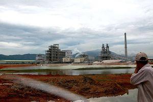 Nhà máy sản xuất sô đa Chu Lai 'đắp chiếu' kéo theo nhiều hệ lụy