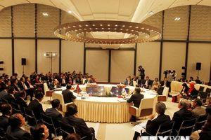 Hội nghị Cấp cao hợp tác Khu vực Tam giác phát triển CLV 10