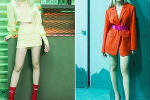 'Bạn gái Sơn Tùng' liên tục khoe chân dài cực phẩm trong loạt váy siêu ngắn