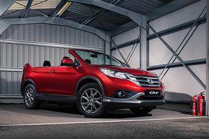 SUV mui trần Honda CR-V Roadster cho 'ngày cá tháng 4'