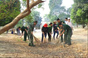 Tổng kết Tháng thanh niên ở khu vực biên giới tỉnh Kon Tum