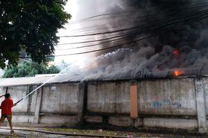 Cháy chợ Quang ở Hà Nội: Thông tin chính thức