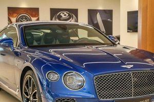 Xa hoa như Bentley Continental GT First Edition 2018 giá khủng gần 13 tỷ đồng