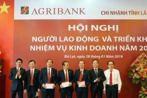 Agribank Lâm Đồng đi đầu trong việc đầu tư vốn xây dựng nông thôn mới