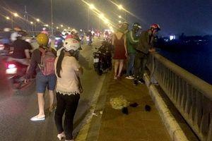 Nam thanh niên nhảy cầu tự tử ở Sài Gòn trong đêm
